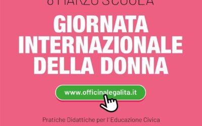 Premio Paolo Borsellino per l'8 Marzo