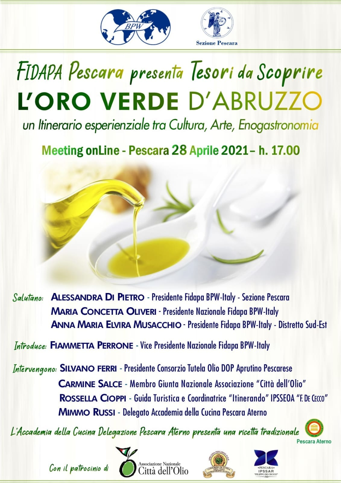 L'oro verde d'Abruzzo