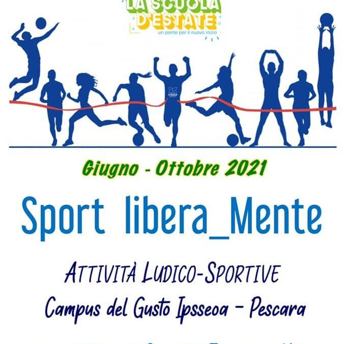 Inizia il Progetto Sport libera_Mente