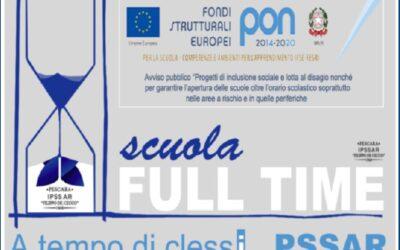 PON Scuola Full Time